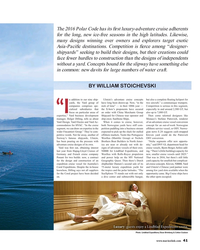 MR Oct-17#41 The 2016 Polar Code has its ?  rst luxury-adventure cruise