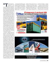 "MR Nov-17#55 he impact of LNG car- ""The Ostensjo RAstarDF tugs are"