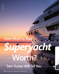 MR Feb-18#28   $uperyacht          Worth?    Sam Tucker Will Tell You 28