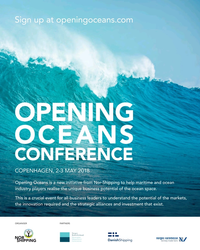 MR Mar-18#73 Sign up at openingoceans.com OPENING OCEANS CONFERENCE COPEN