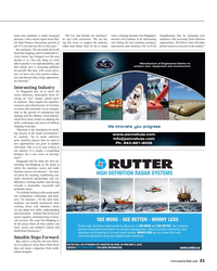 "MR Apr-18#21  maritime,""  with a winning formula. Nor-Shipping's  strengthening"