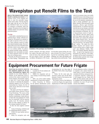 MR Apr-18#44  Defence Procurement Agency  • MTU, one of the world's leading