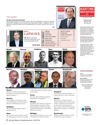 MR May-18#4 MARITIME REPORTER AND ENGINEERING NEWS THE COVER M A R I N