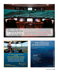 MR May-18#69   with over 86% of companies using simulators to train them