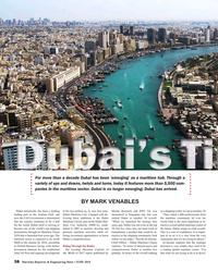 MR Jun-18#38 For more than a decade Dubai has been 'emerging' as