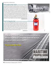 MR Jun-18#54 FIREFIGHTING & PREVENTION SOLAS-compliant Insulation