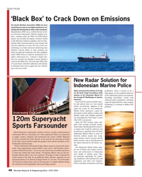 MR Jul-18#48 TECH FILES 'Black Box' to Crack Down on Emissions The