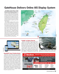 MR Jul-18#49 GateHouse Delivers Online AIS Display System   The Maritime