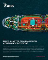 MR Aug-18#13  – ABS  helps industry navigate the full range of environmen