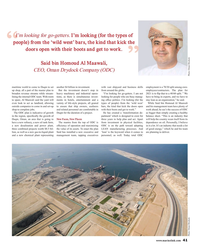 MR Aug-18#41  in investment.  with vast shipyard and business skills