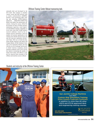 MR Sep-18#31 . They manage to virtualize  various vessels and ship activities