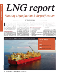 MR Oct-18#12 ?  cation LNG/ENERGY UPDATE BY JIM MCCAUL nternational Maritime