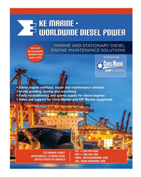 MR Nov-18#3rd Cover Visit us at the International  WorkBoat Show  Booth  #