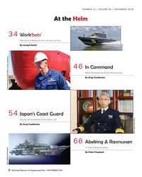 MR Nov-18#2  Command USCG Commandant Karl Schultz charts