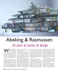 MR Nov-18#66 ©Abeking&Rasmussen Abeking & Rasmussen 111 years of