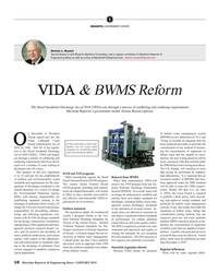 MR Jan-19#10 .com VIDA & BWMS Reform The Vessel Incidental Discharge