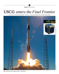 MR Jan-19#14 I INSIGHTS: Satellite Communications USCG enters the Final