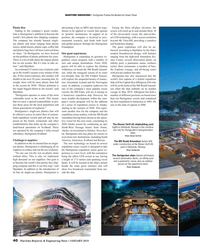 MR Jan-19#40 MARITIME EMISSIONS • Hurtigruten Pushes the Borders for