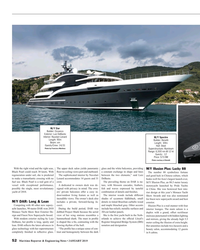 MR Jan-19#52 M/Y Dar Builder: Oceanco Exterior: Luiz DeBasto Interior: