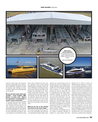 MR Feb-19#35   derives about 25%  of its business from the ferry  market