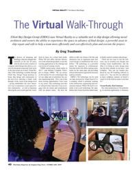 MR Feb-19#40  Bay Design Group (EBDG) uses Virtual Reality as a valuable