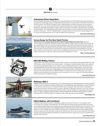 MR Feb-19#53 T TECH FILES: New Products Autonomous Drone Inspections Sulz