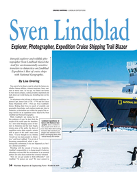 MR Mar-19#34  for environmentally sensitive  travelers to Antarctica on Lindblad