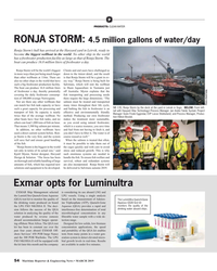 MR Mar-19#54 P PRODUCTS: CLEAN WATER RONJA STORM: 4.5 million gallons