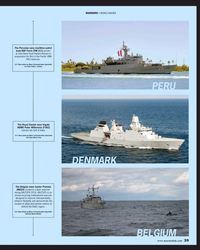 MR Apr-19#39  Danish navy frigate  HDMS Peter Willemoes (F362)  transits
