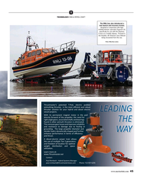 MR Apr-19#45  the sea.  Photo: RNLI/Dave James Thrustmaster's patented