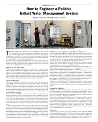 MR May-19#79 BWMS: Special Advertorial How to Engineer a Reliable