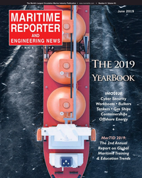 MR Jun-19#Cover  • Gas Ships  Containerships  Offshore Energy +  MarTID 2019: