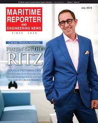MR Jul-19#Cover  Annual Puttin' on The RITZ Douglas Prothero, CEO, The Ritz-Carlto