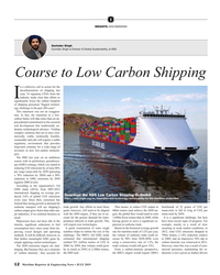 MR Jul-19#12 I INSIGHTS: GHG EMISSIONS Gurinder Singh Gurinder Singh is