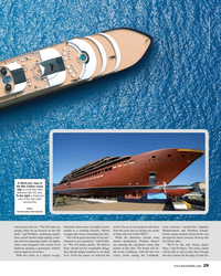 MR Jul-19#29  days to design our yachts  Mediterranean and Northern Europe