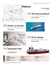 MR Jul-19#2 NUMBER 7 / VOLUME 81 / JULY 2019 Features Cover Image