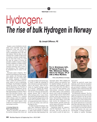 MR Jul-19#44 T TECH FILES FUTURE FUELS Hydrogen:  The rise of bulk