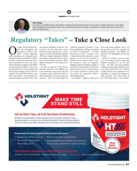 MR Aug-19#27 M MARKETS: OFFSHORE WIND Tom Ewing Tom Ewing is a freelance