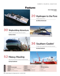 MR Aug-19#2 NUMBER 8 / VOLUME 81 / AUGUST 2019 Features Cover Image
