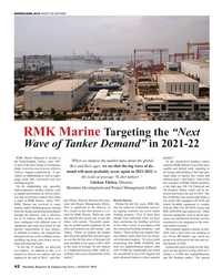 MR Aug-19#42  other four are chemi- two 70-ton BP Harbor tugs which are  including