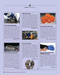 MR Aug-19#68  HGG Pro- Saint-Gobain Abrasives CAM Software Suite, integrating