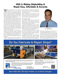 """MR Aug-19#69 . """"It can  integrating thermal cutting ProCAD design"""