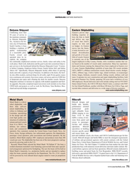 MR Aug-19#71   rigid in?  atable boats  Louisiana, specializing  (RIBs)