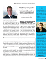 MR Sep-19#43 SATCOM ONE-ON-ONE WITH TORE MORTEN OLSEN, PRESIDENT