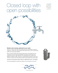 MR Sep-19#7 Closed loop with  open possibilities Modular water cleaning