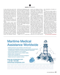 MR Oct-19#19 I INSIGHTS: MARITIME SECURITY on some critical issues