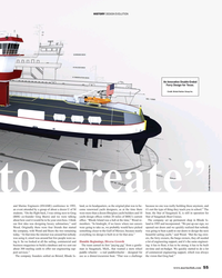 MR Oct-19#55 HISTORY DESIGN EVOLUTION An Innovative Double-Ended  Ferry