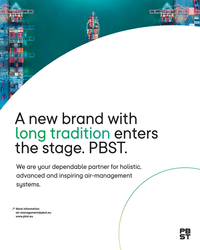MR Nov-19#11 A new brand with   enters  the stage. PBST. We are your