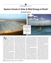 MR Nov-19#26 T THOUGHT LEADERSHIP: OFFSHORE WIND Equinor Invests in