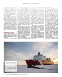MR Nov-19#46 SHIPBUILDING USCG POLAR SECURITY CUTTER the region. The